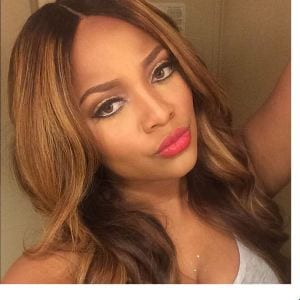 Teairra Mari Love and Hip Hop Hollywood