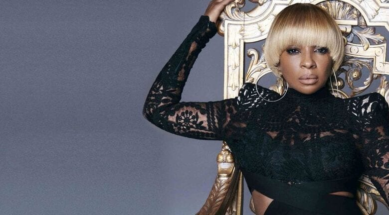 Photo of Mary J Blige Net Worth 2019