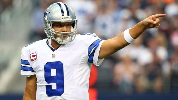 Tony Romo Net Worth
