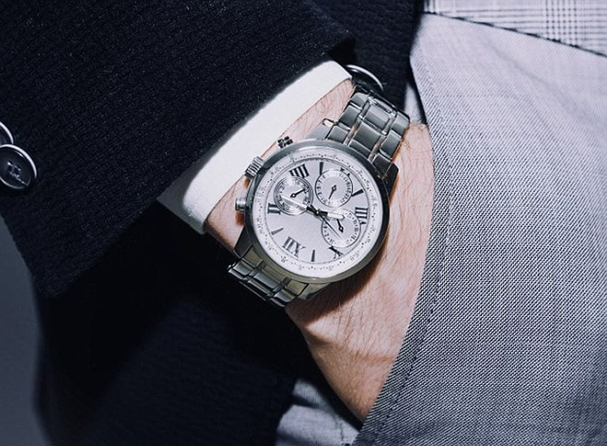 How Wearing A Watch Can Be A Status Symbol