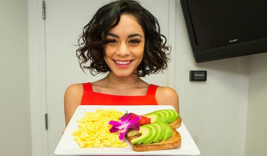 Vanessa Hudgens Uses Keto Diet To Stay Fit
