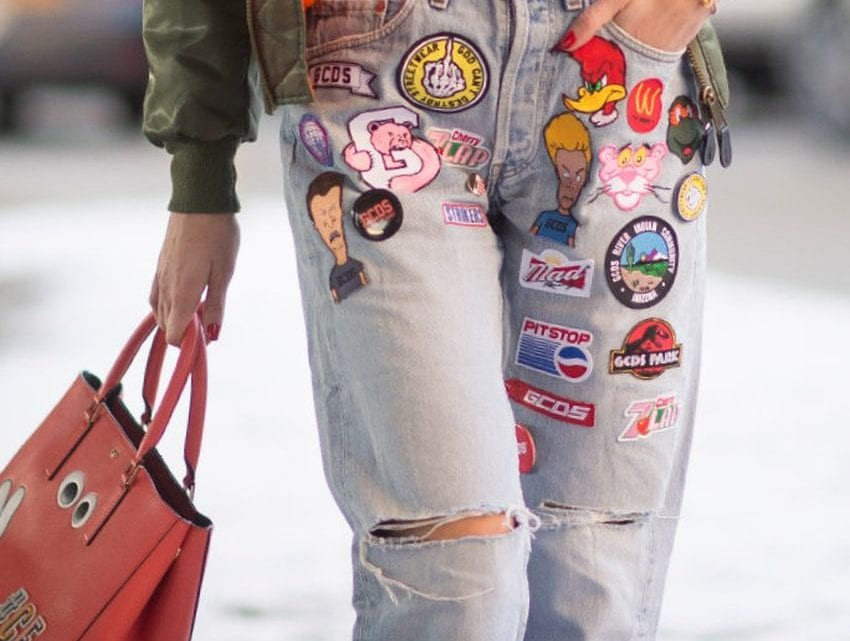 How to Wear Custom Patches Like a Celebrity?