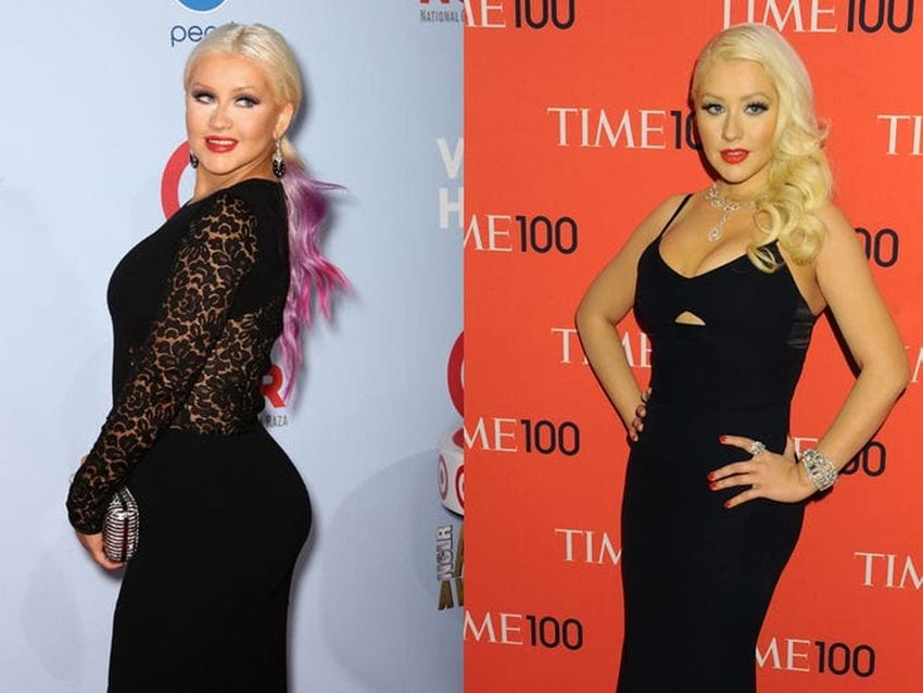 Hollywood Celebrities Who Lost the Most Weight in 2019