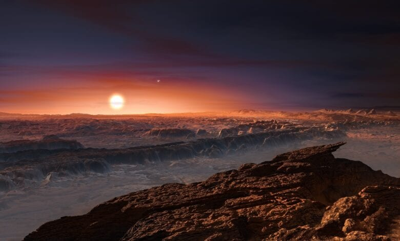 Photo of ESO Press Release: Planet Found in Habitable Zone Around Nearest Star