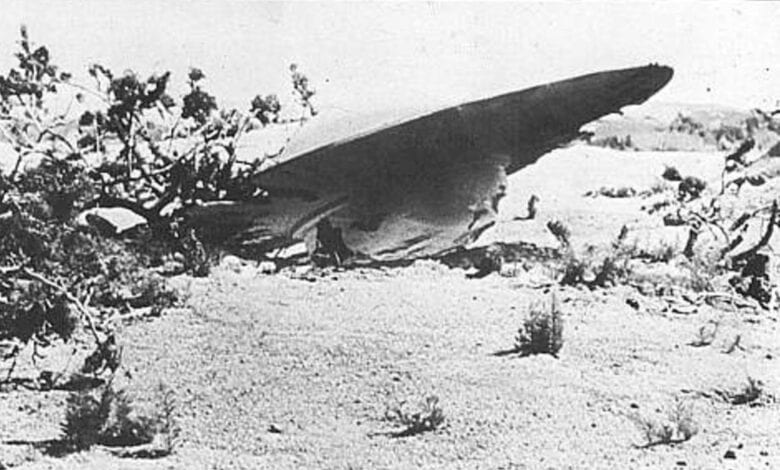 Photo of The US Government On The Verge Of Confiscating Supposed Debris Of The Roswell UFO Crash