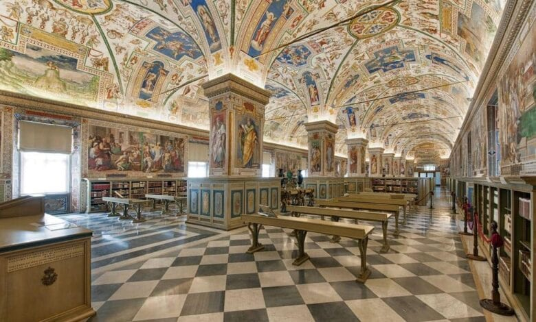 Photo of Vatican Library Puts 4,000 Ancient Manuscripts Available Online For Free