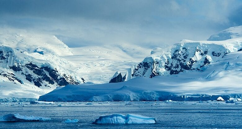 Photo of Antarctica: All This Fuss Over a Map