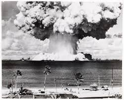 Photo of Bikini Atoll Nuke Test Video Declassified on 70th Anniversary