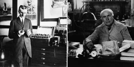Photo of 10 Ways Edison Treated Tesla Like a Jerk