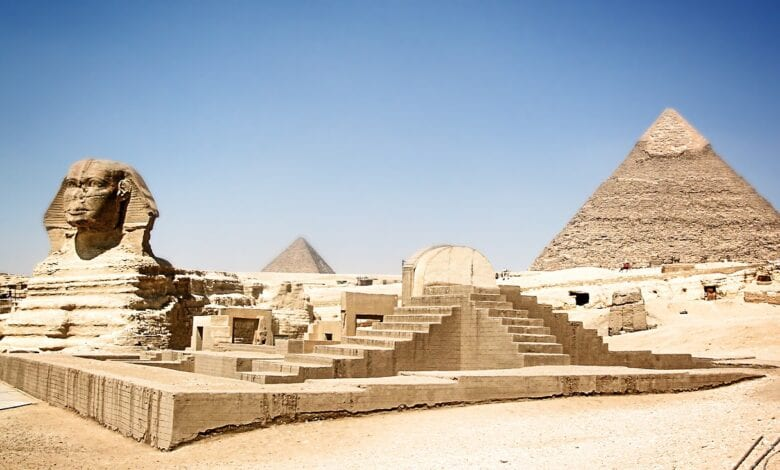 Photo of The Pyramids and Sphinx: Built before the Great Flood