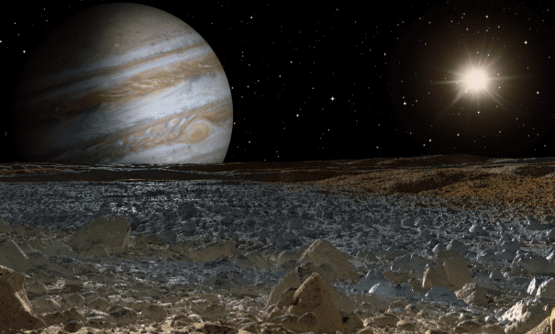 Photo of Today's NASA TV Livecast of New Discoveries on Jupiter's Europa