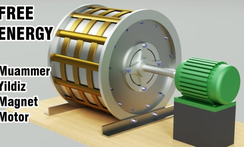 Photo of Yildiz's Magnetic Motor Could Soon Be Available for Purchase