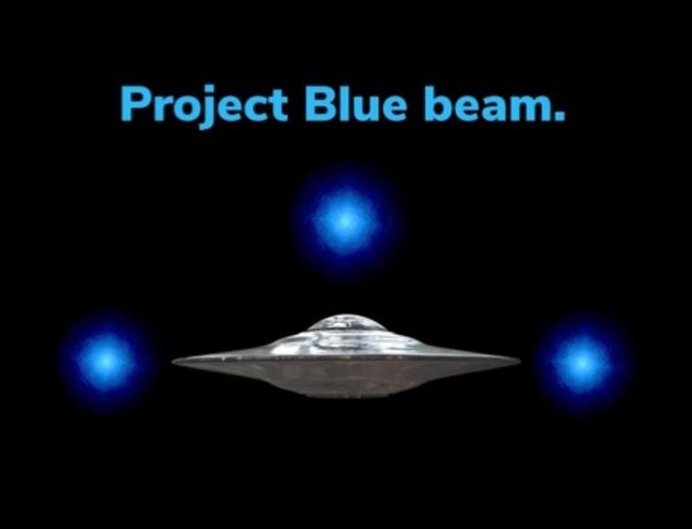 Blue Beam Project