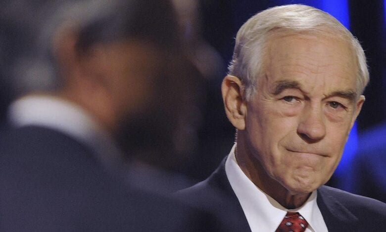 "Photo of Ron Paul: Warning to Trump — ""Shadow Government"" Will Infiltrate Your Cabinet"