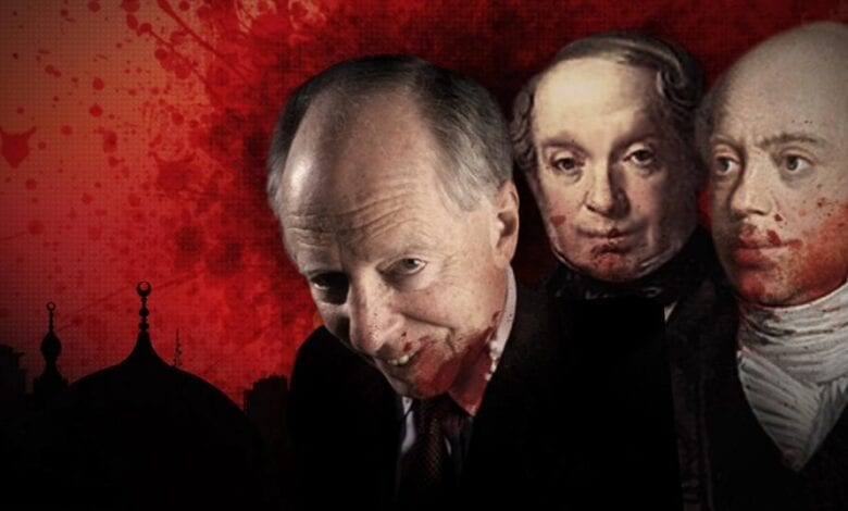 Photo of A Summary of the Rothschild Crime Syndicate in Israel