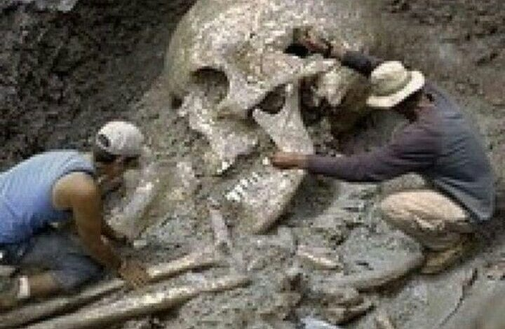 Photo of The Great Smithsonian Cover-Up: 18 Giant Skeletons Discovered in Wisconsin