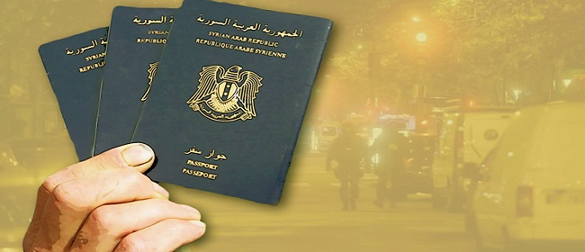 Photo of Syrian Passports Found at Paris Attacks Scene Confirmed Fake