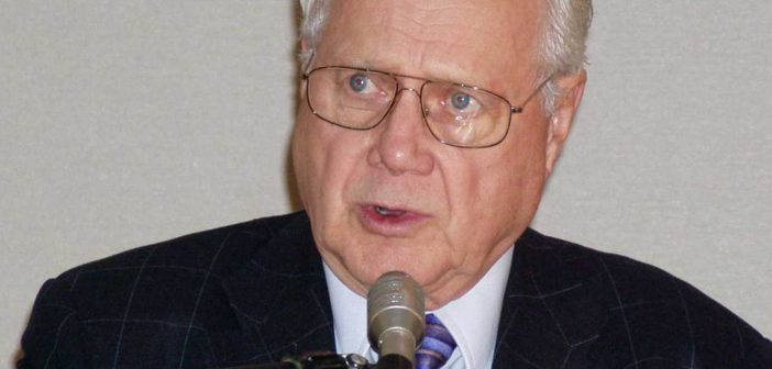 Photo of Ted Gunderson — The CIA & Satanism