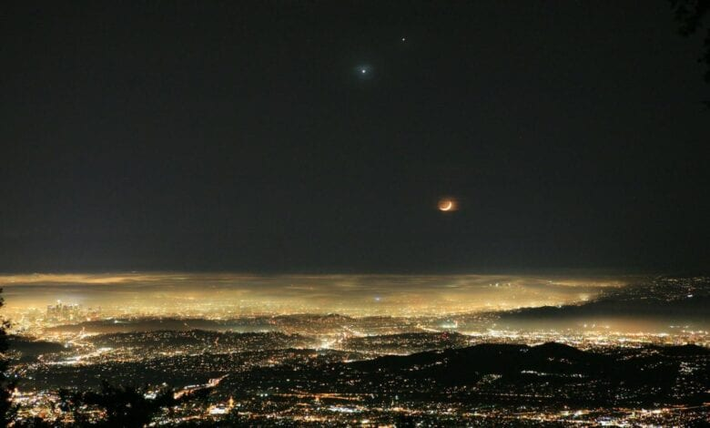 Photo of Spectacular Venus-Jupiter Conjunction: June 30 & July 1