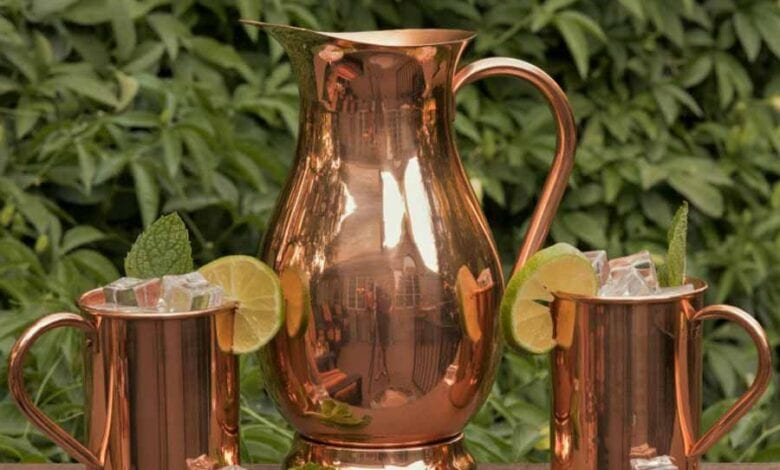 Photo of The Healing Properties of Water Stored in Copper