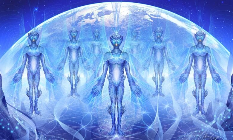 Photo of The Blue Avians & Sphere Beings — Do You Know What Love Can Do?