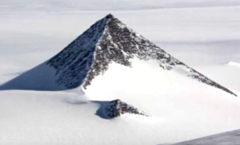 Photo of Are There Ancient Pyramids Under Antarctica?