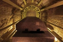 Photo of The Serapeum of Saqqara: A Giant Tunnel of Light?