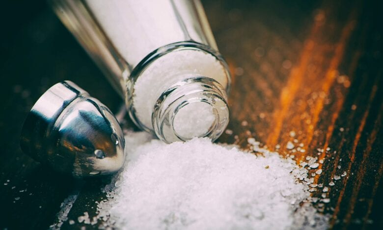 Photo of Increase Your Energy by Avoiding Table Salt