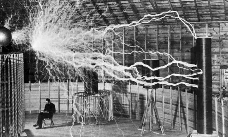 Photo of Scalar Waves and Tesla Shields