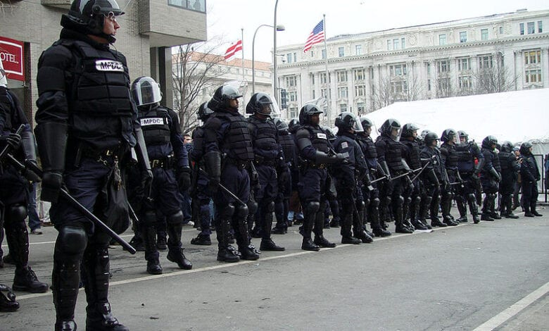Photo of Call It What It Is: America Is A Police State