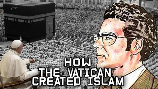 Photo of Former Jesuit Priest Exposes How the Vatican Created Islam