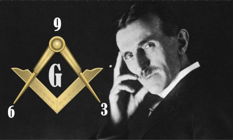 Photo of Nikola Tesla and numbers 3, 6 and 9: The secret key to free energy?