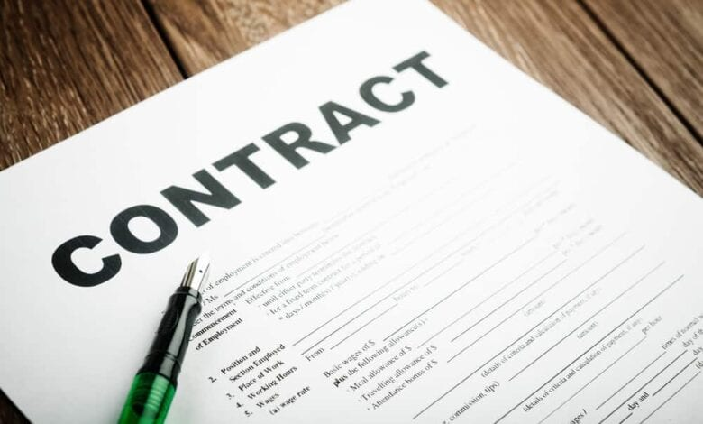 Photo of The Esoteric Definition of Contract