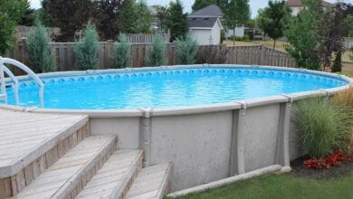 Photo of 5 Tips & Tricks for Maintaining an Above Ground Pool – 2020 Guide