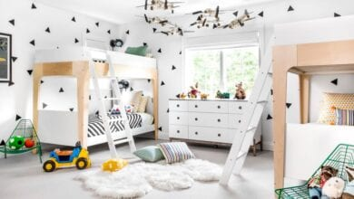 Photo of 6 Creative Wallpaper and Decor Ideas for your Child's Bedroom in 2020