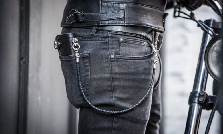 Photo of How to Wear a Wallet Chain like a Real Biker – 2020 Guide